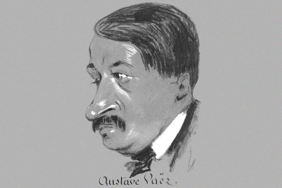 Gustave Vaëz