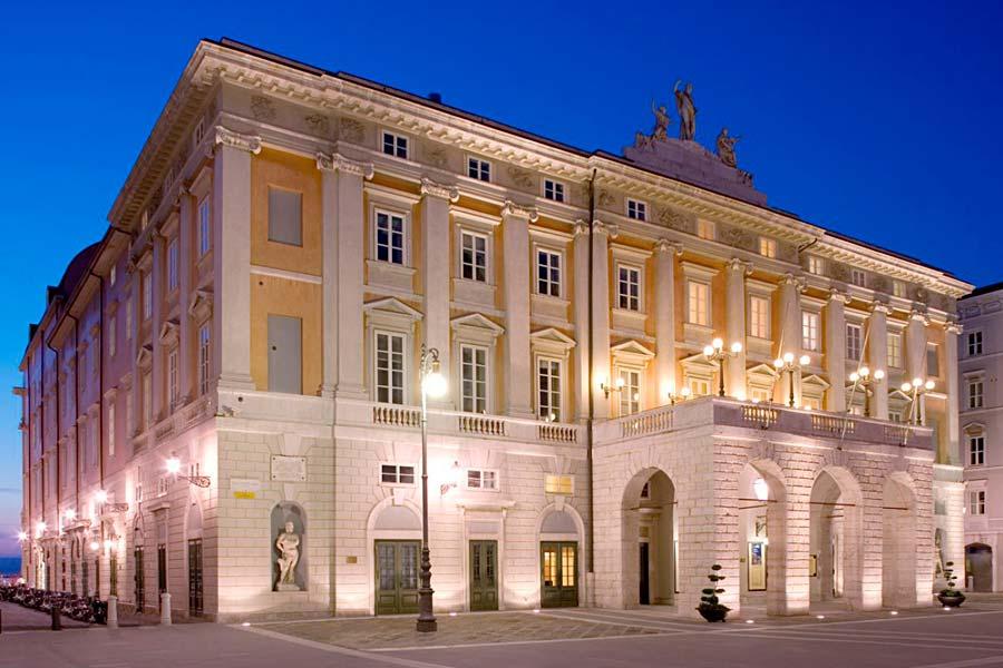 Teatro G. Verdi di Trieste