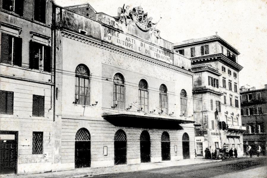 Teatro Argentina di Roma